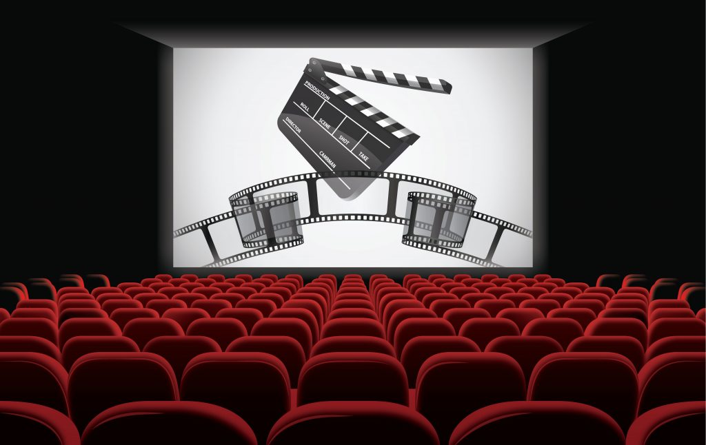 CINEMA EN ANGLAIS